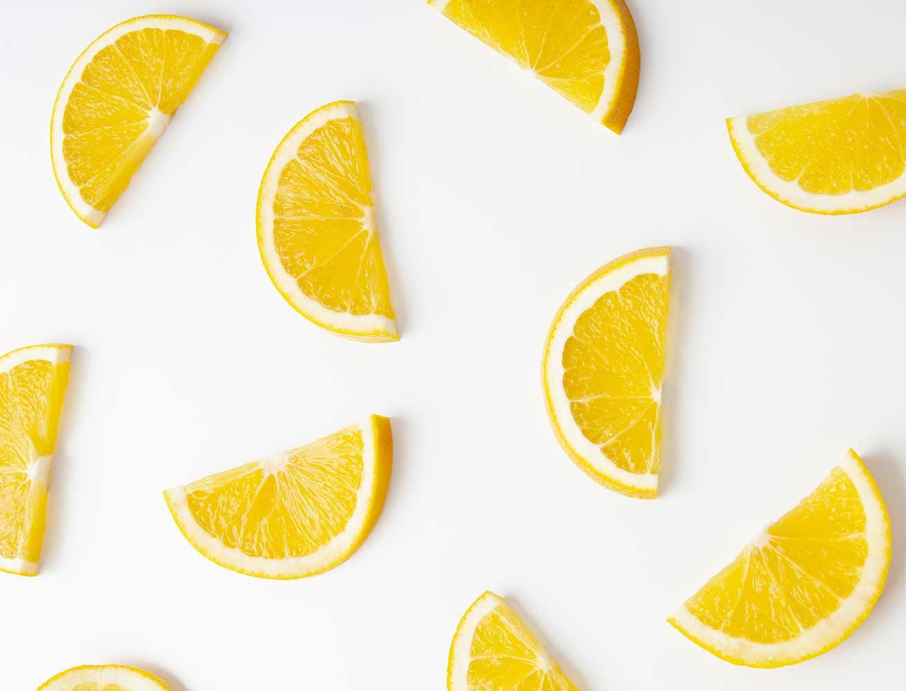 Pattern arancia
