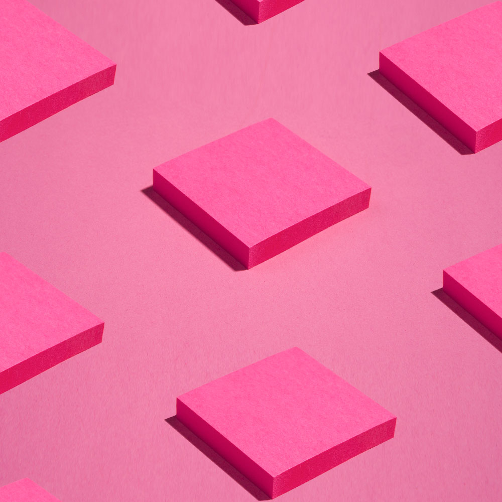 Post-it pattern