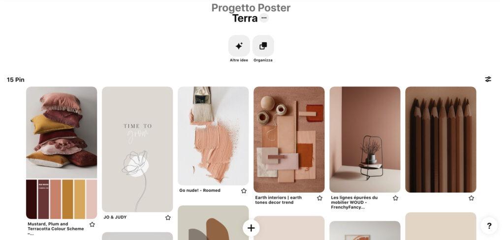 bacheca Pinterest